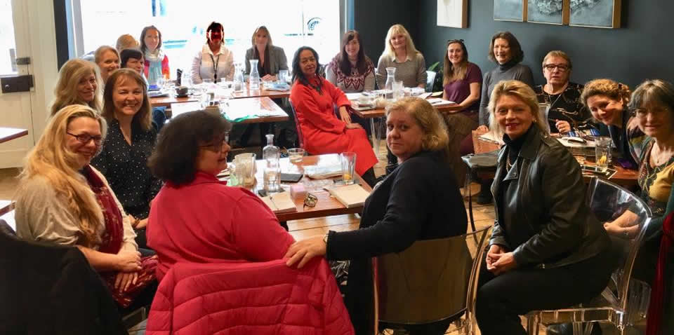 Ladies Who Latte Business Networking Group